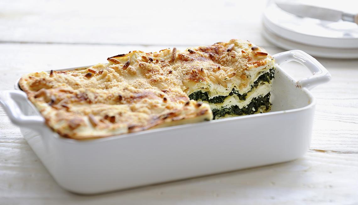 Lasagna de Tofu