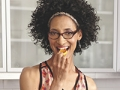 Carla Hall from The Chew