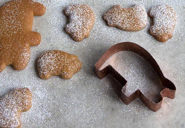Receta de galletas en forma de cerditos, receta de Pati Jinich - Recetas para el día de la madre