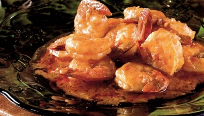 Camarón cubano criollo, Receta de Chef James Tahhan