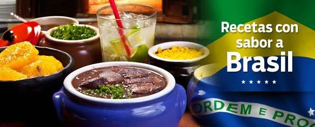 Recetas con sabor a Brasil