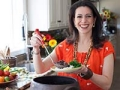 Chef Leticia Moreinos profile kitchen cooking recipe