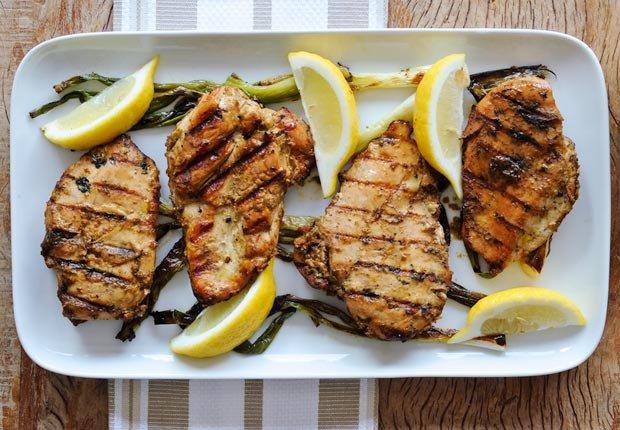 Pollo caribeño picante - 10 recetas para celebrar el Día del Padre