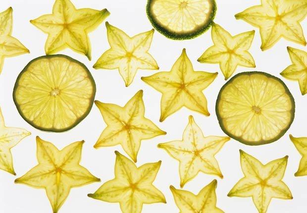 Melón y limón - 10 pasabocas bajos en calorias