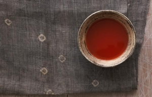 Fideos con té de sandía - Receta del chef Angelo Sosa