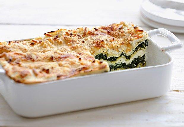 lasagna vegetarian, Lasana vegetarian, 10 Recipes for Autumn