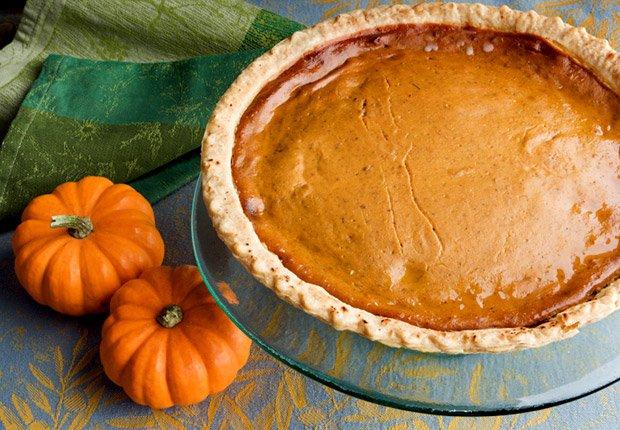 Pastel de boniato Sweet potato pie, 10 Recipes for Autumn