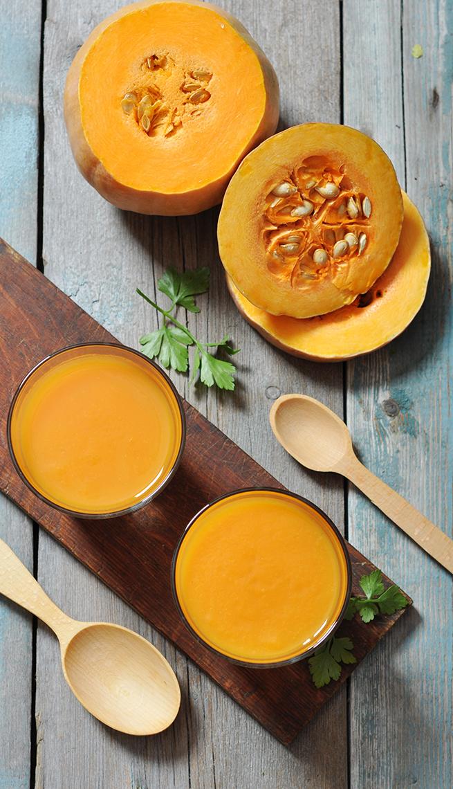 Pumpkin, Recipe, Healthy Smoothie, Pam Anderson