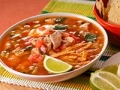 One Chicken Three Meals Tortilla Soup