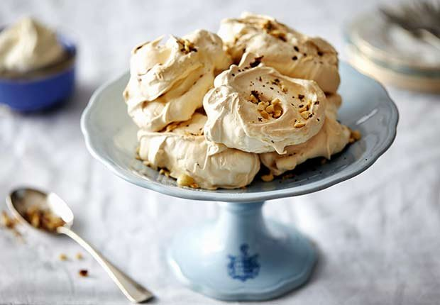 Latin Desserts for Diabetics Meringue ESP