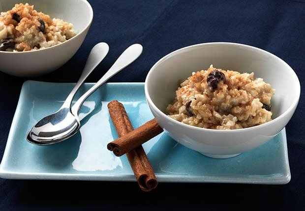 Latin Desserts for Diabetics Rice Pudding ESP