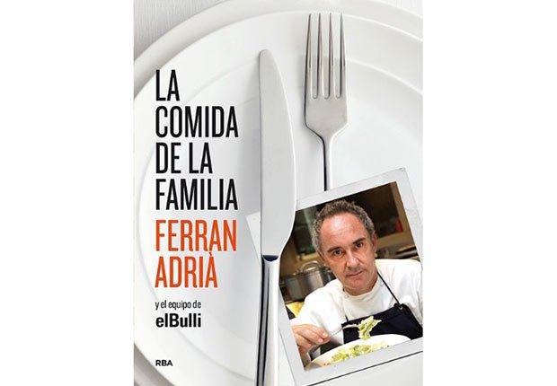 La Comida de la Familia - 10 libros de cocina que no te deben faltar en estas fiestas