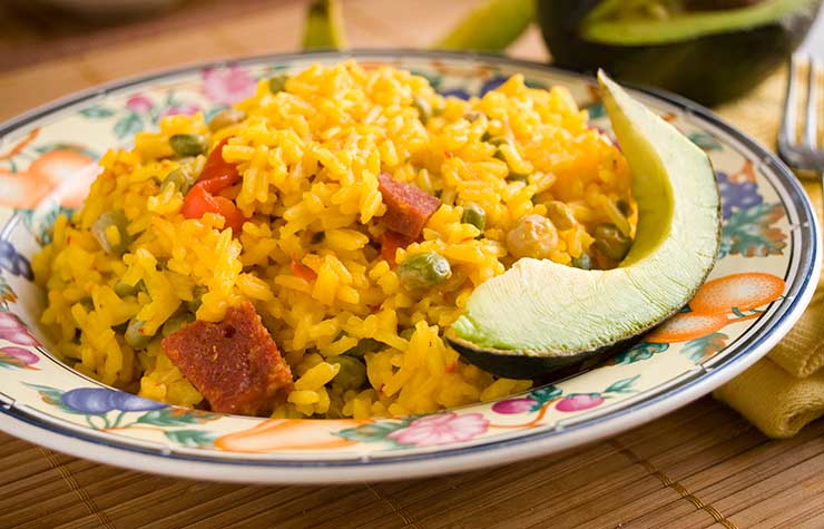 item 2 of Gallery image - Arroz con longaniza