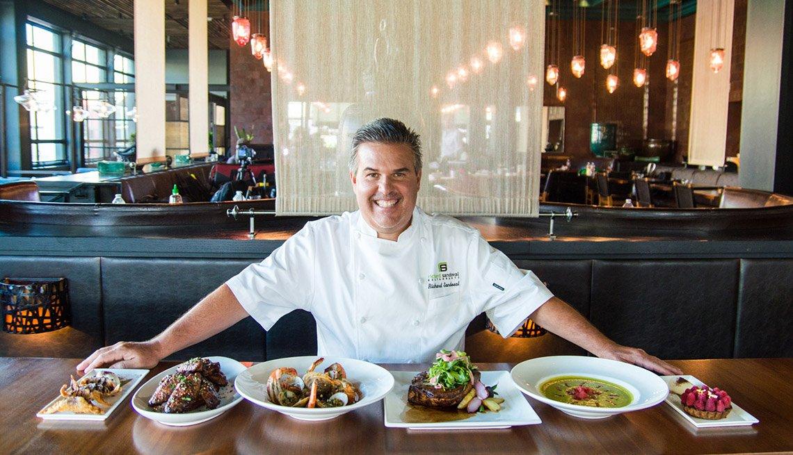 Chef Richard Sandoval: Los chiles son un universo…