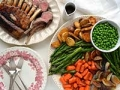Pam Anderson Easter Lamb Recipe Meal