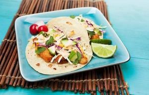 Tacos isleños