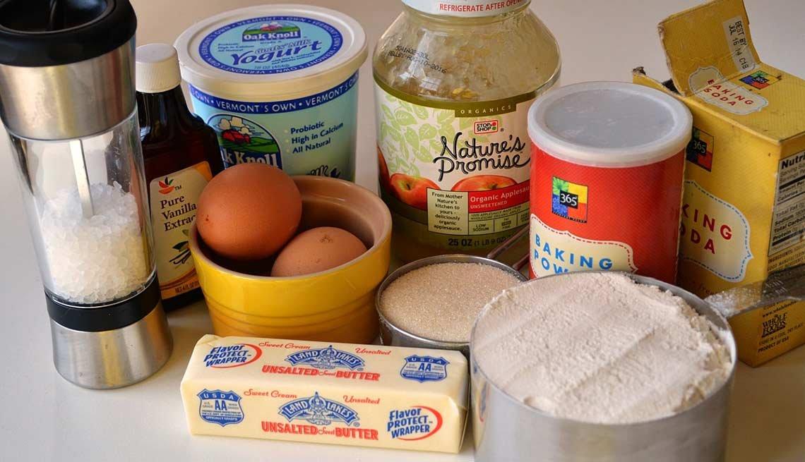 Recetas de muffins fáciles de preparar