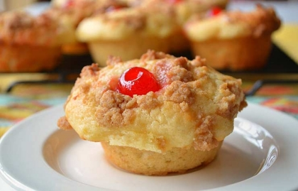 Pam Andersons free recipes for muffins