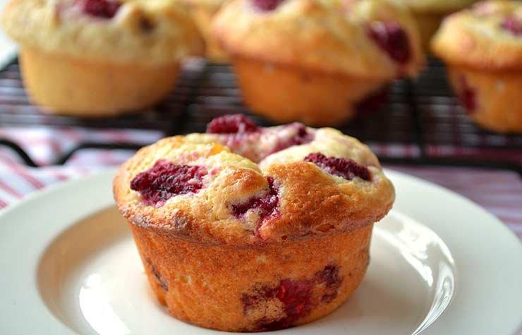 Pam Anderson Muffins Recipe Lemon Curd