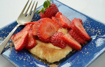 Pam Anderson Recipes Welcome Spring Summer Strawberries