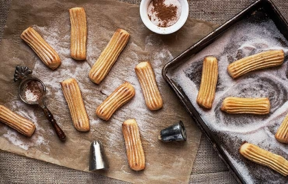 Galletitas de churros