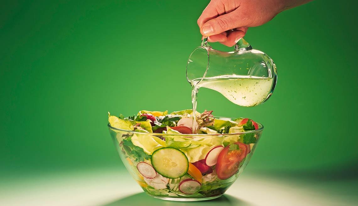 item 3 of Gallery image - Aderezos saludables para ensaladas