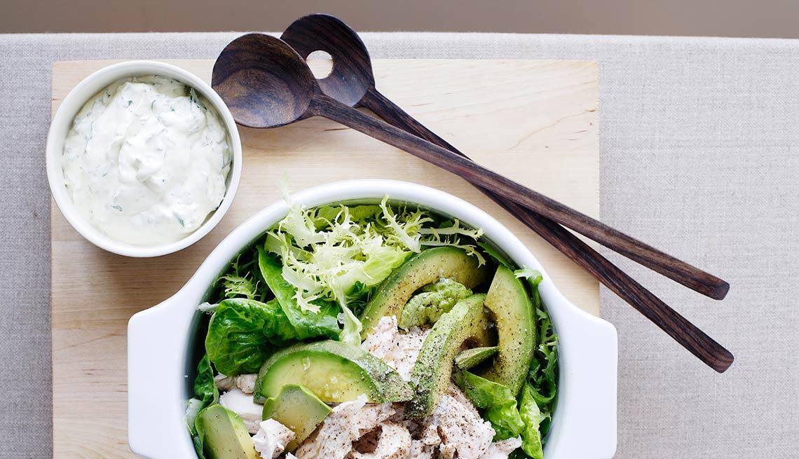 item 5 of Gallery image - Aderezos saludables para ensaladas
