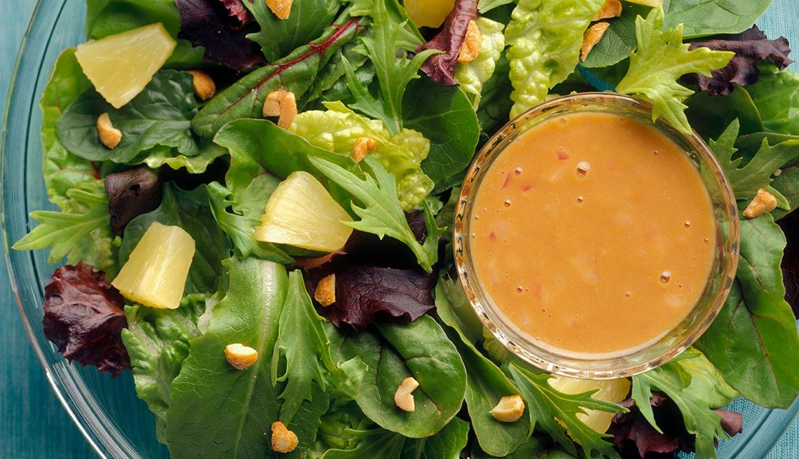 item 7 of Gallery image - Aderezos saludables para ensaladas