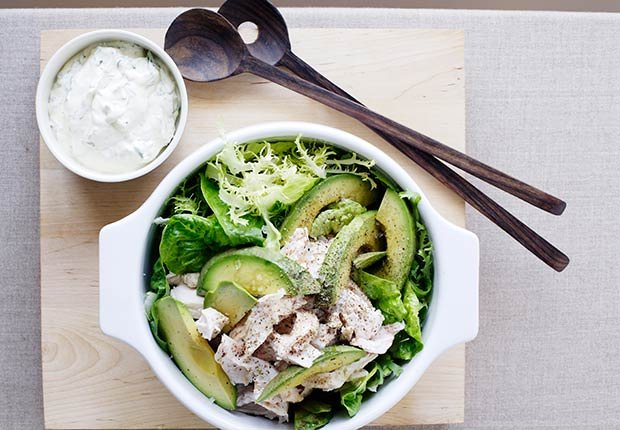 Aderezos saludables para ensaladas