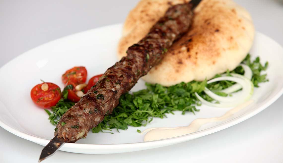 Recetas de kebabs