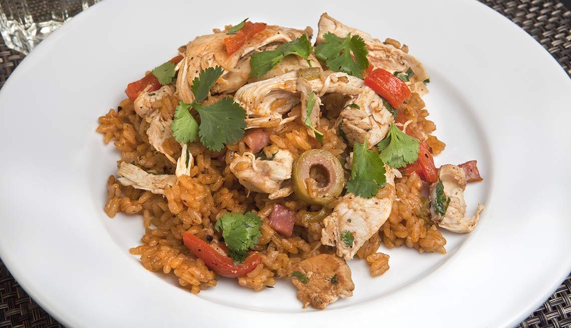 item 7 of Gallery image - Recetas de pollo con sabor latino