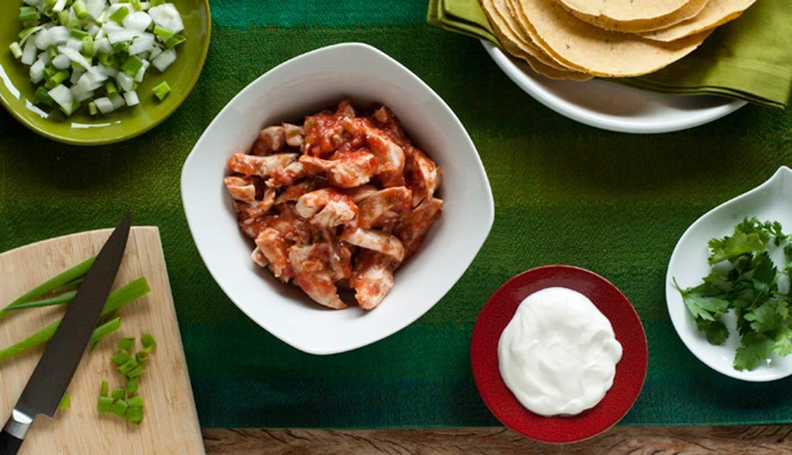 item 8 of Gallery image - Recetas de pollo con sabor latino