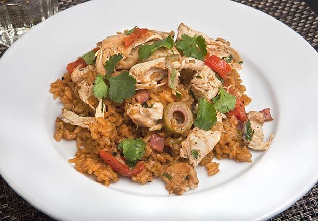 Recetas de pollo con sabor latino