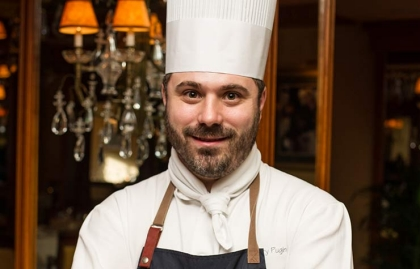 Chef Gregory Pugin