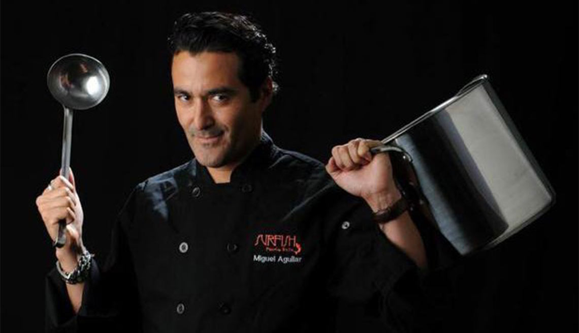 Chef Miguel Aguilar
