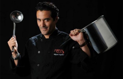 Chef Miguel Aguilar