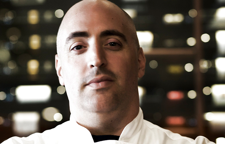 Chef Petter Vauthy