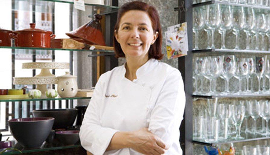 Chef Gabriela Llamas