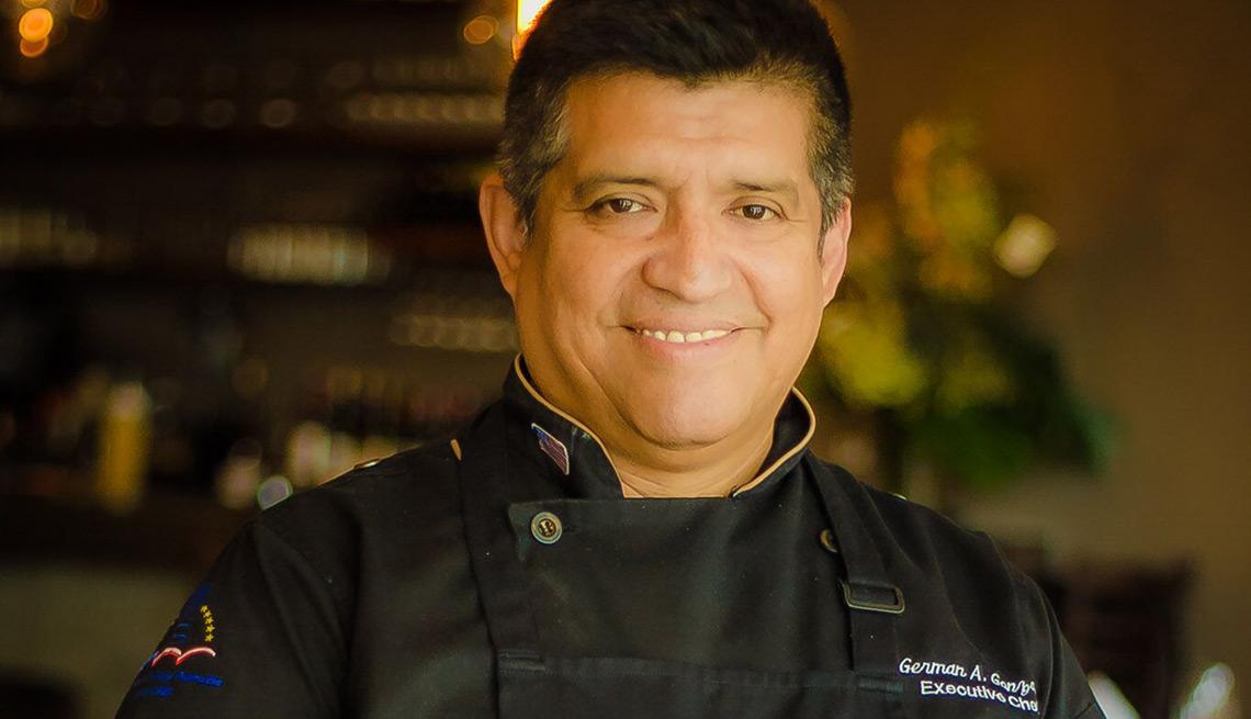 Chef German Gonzalez