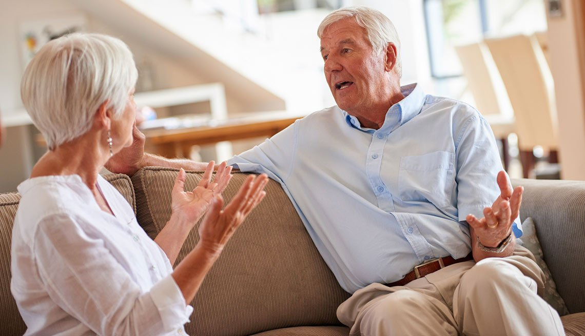 Tips for Calming a Verbally Abusive Person with Dementia