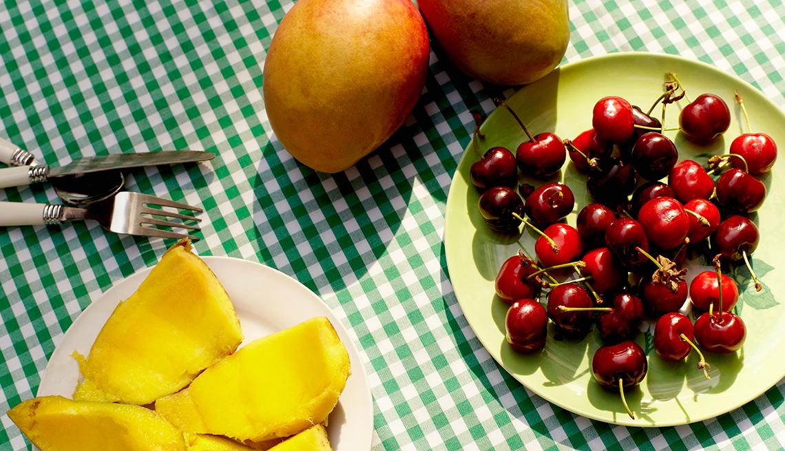 Jugos naturales de frutas y vegetales - Recetas de Rose Colón