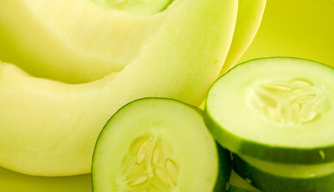 Jugos naturales: Combinaciones de frutas y vegetales