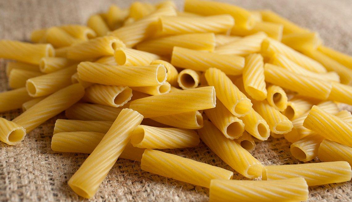 Tipos de pastas y cómo cocinarlas