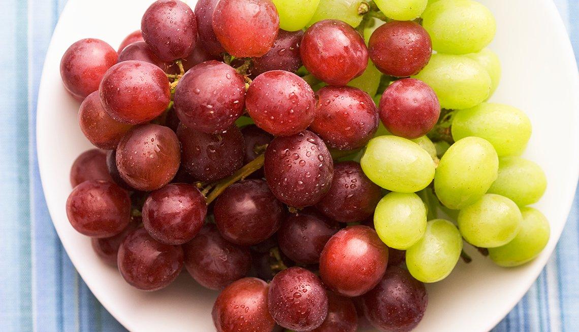 Meriendas bajas en calorías y nutritivas