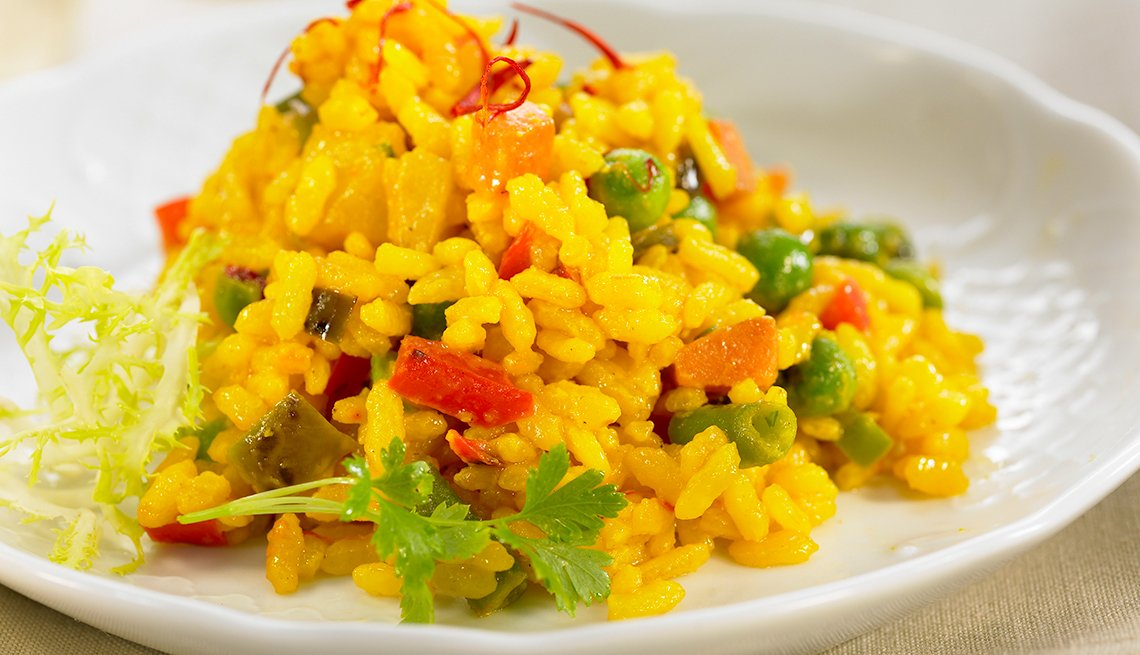 item 2 of Gallery image - Arroz con gandules