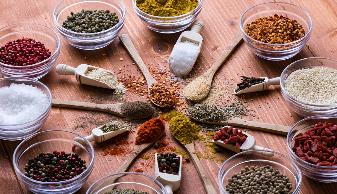 item 1 of Gallery image - spices