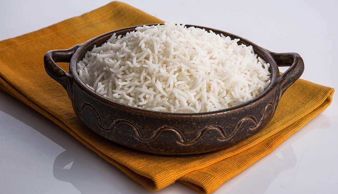 item 1 of Gallery image - Tres recetas de arroz - arroz blanco grano largo