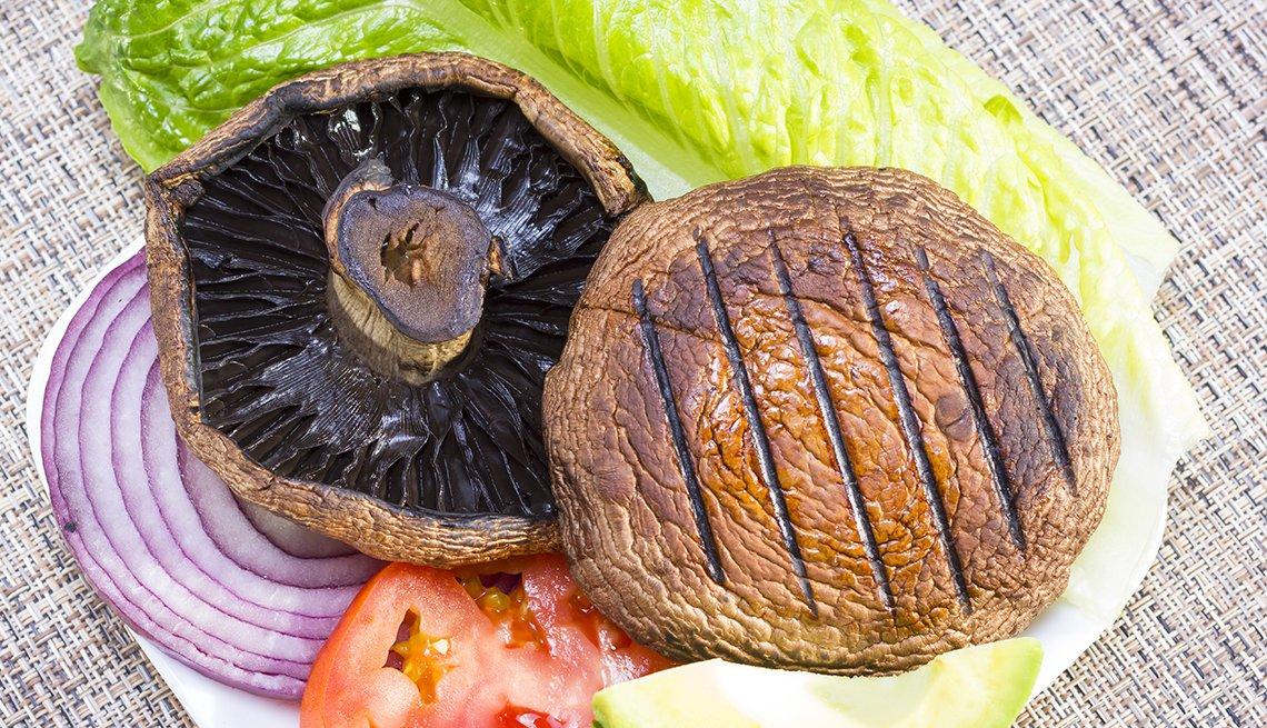 Sustitutos para el pan, bajos en calorías y nutritivos