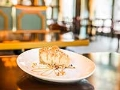 Cheesecake con dulce de leche