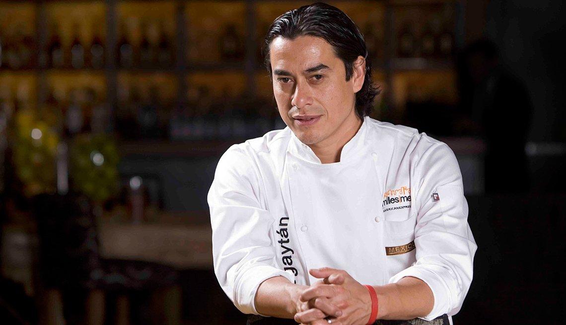 Chef Carlos Gaytan
